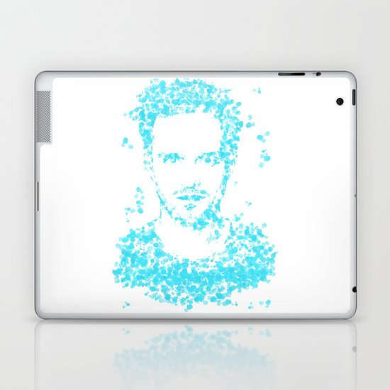 Breaking Bad - Blue Sky - Jesse Pinkman Laptop & iPad Skin