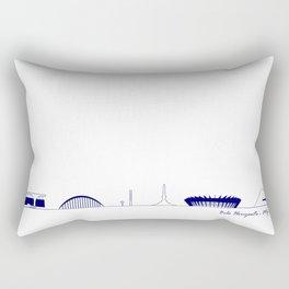 Belo Horizonte II Rectangular Pillow