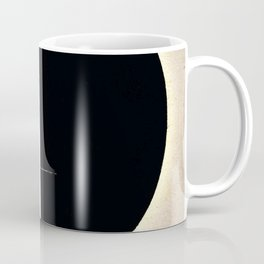 Hilma af Klint - Buddha's Standpoint in the Earthly Life, No. 3a, Series XI Coffee Mug