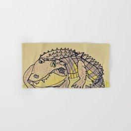 Grumpy Gator Hand & Bath Towel