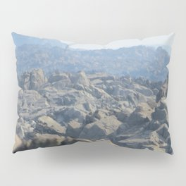 Another Alien Landscape Pillow Sham