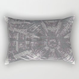 CERN: The Large Hadron Collider: A Love Story Rectangular Pillow