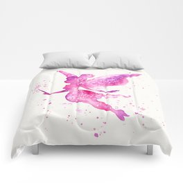 Off With The Fairies Comforters