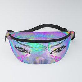 Rainbow Crystal Psychic Fanny Pack