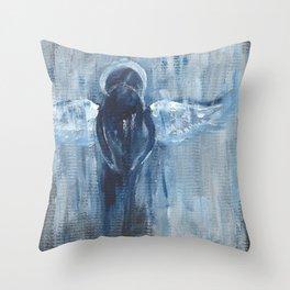 Saved Throw Pillow