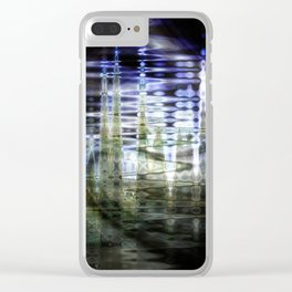 Fun Clear iPhone Case