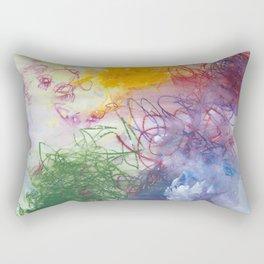 Spring Flowers Rectangular Pillow