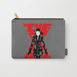 Black widow red Carry-All Pouch