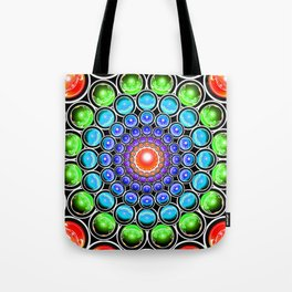 Interdimensional Shift II: Pattern Change Tote Bag