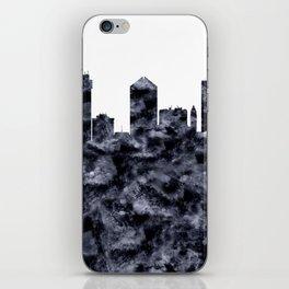 Wichita Skyline Kansas iPhone Skin