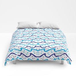 Modern Fashion Pattern Art Design Comforters
