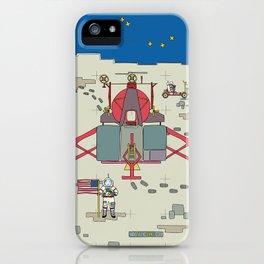 Moon Lem 1969 iPhone Case
