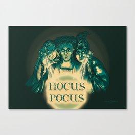Hocus Pocus Canvas Print