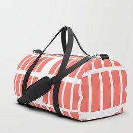 stripes-10 Duffle Bag