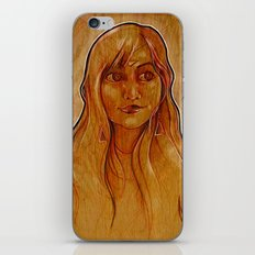 The Amber Queen iPhone & iPod Skin