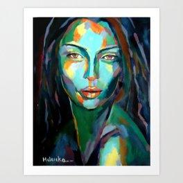 """""""Cunning"""" Art Print"""