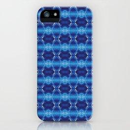 Mediteranean Morning Fractal iPhone Case
