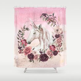 Irresistible Force Shower Curtain