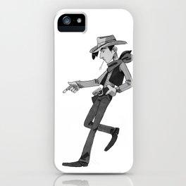 Inktober Day 25 iPhone Case