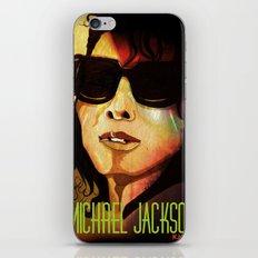 International Man Of Mystery iPhone & iPod Skin