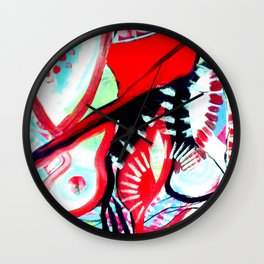 Intuitive Energy Wall Clock