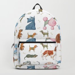 All About Dogs Backpack