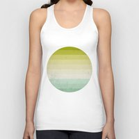 lime Tank Tops featuring lime and lemon by xiari