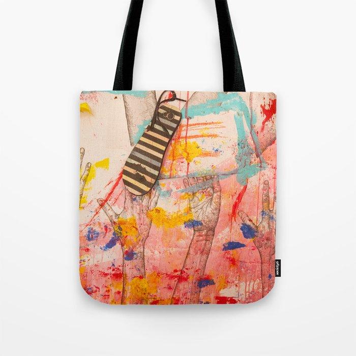The Flip Flop Tote Bag
