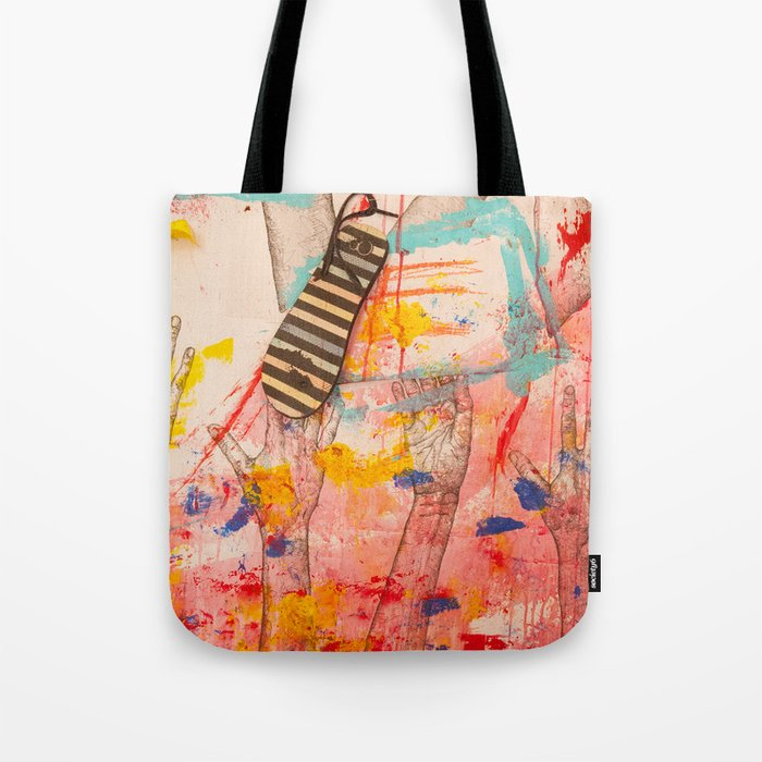 The Flip Flop Tote Bag