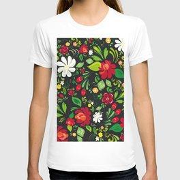 Russian folk T-shirt