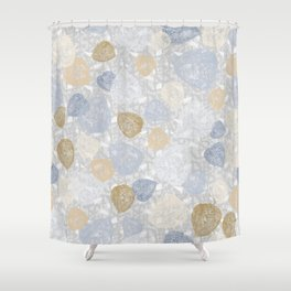 Chinese Lanterns light Shower Curtain