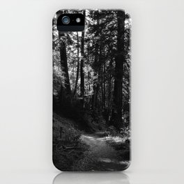 Big Sur Hike iPhone Case