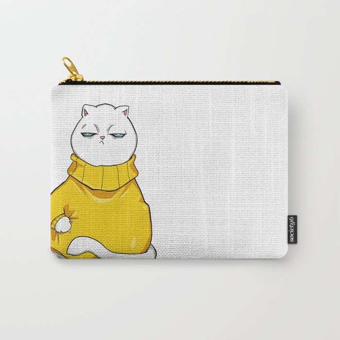 itchy sweater Carry-All Pouch