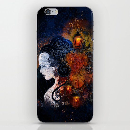 Lisbon Lights iPhone & iPod Skin