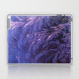 Ice Fractals 2 Laptop & iPad Skin