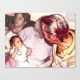 3 Generations Canvas Print