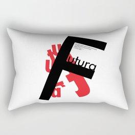 Futura II Rectangular Pillow