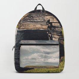 Irish Sea Cliffs Backpack