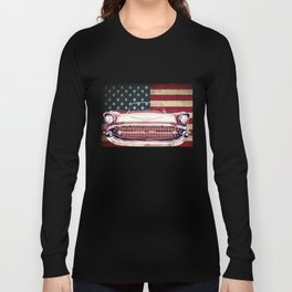 Chevrolet Bel Air 1957 Long Sleeve T-shirt