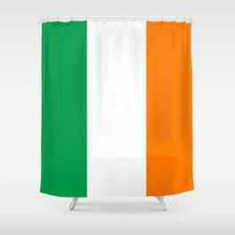 Flag of the Republic of Ireland Shower Curtain