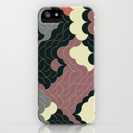 Abstract Geometric Artwork 91 iPhone Case