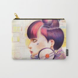 Sweet Dj Carry-All Pouch