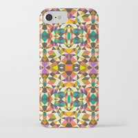 mod iPhone & iPod Cases featuring Mod Tribal by Beth Thompson