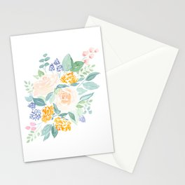 I Never Promised You a (Mini) Rose Garden Stationery Cards