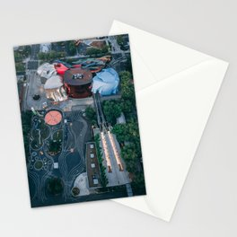 EMP / MoPop Stationery Cards