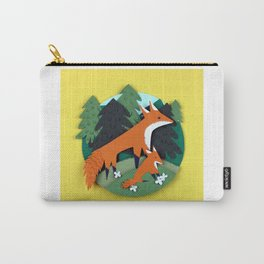 Mother Fox Carry-All Pouch