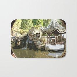 Japanese Tea Garden Bath Mat
