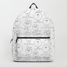 Hex Dudes and Gals Backpack