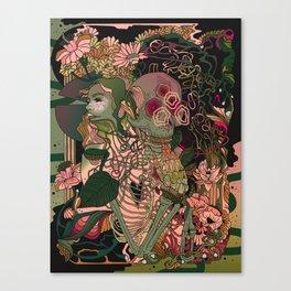 Baby Darling Canvas Print
