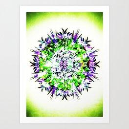 HASI Mandala Art Print
